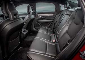 Foto Interiores (3) Volvo S90-r-design Sedan 2017