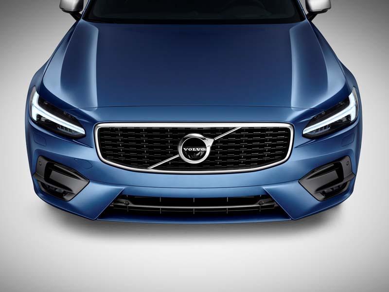 Foto Exteriores Volvo S90 R Design Sedan 2017
