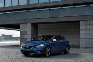 Foto Exteriores 2 Volvo V40 Dos Volumenes 2016