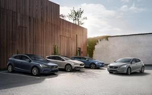 Foto Exteriores 3 Volvo V40 Dos Volumenes 2016