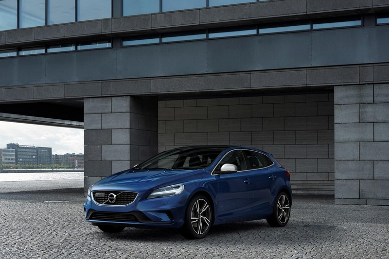 Foto Exteriores Volvo V40 Dos Volumenes 2016