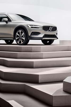 Foto Detalles (6) Volvo V60-cross-country- -familiar 2019