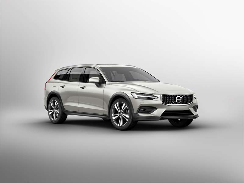 Foto Delantera Volvo V60 Cross Country Familiar 2019