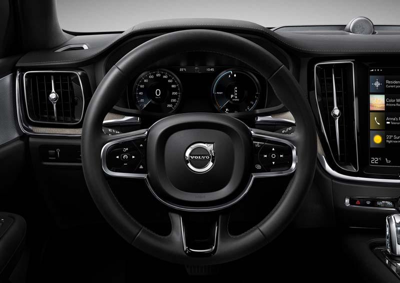 Foto Detalles Volvo V60 Cross Country Familiar 2019