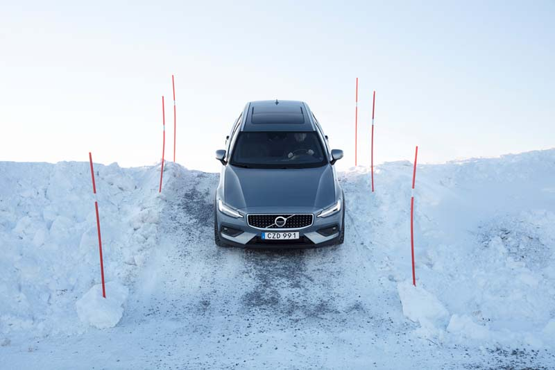 Foto Exteriores Volvo V60 Cross Country Familiar 2019