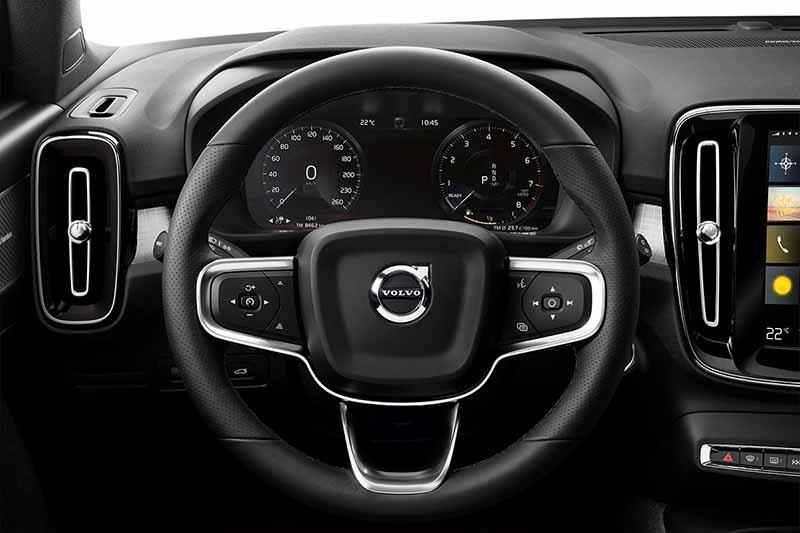 Foto Detalles Volvo Xc40 Suv Todocamino 2020