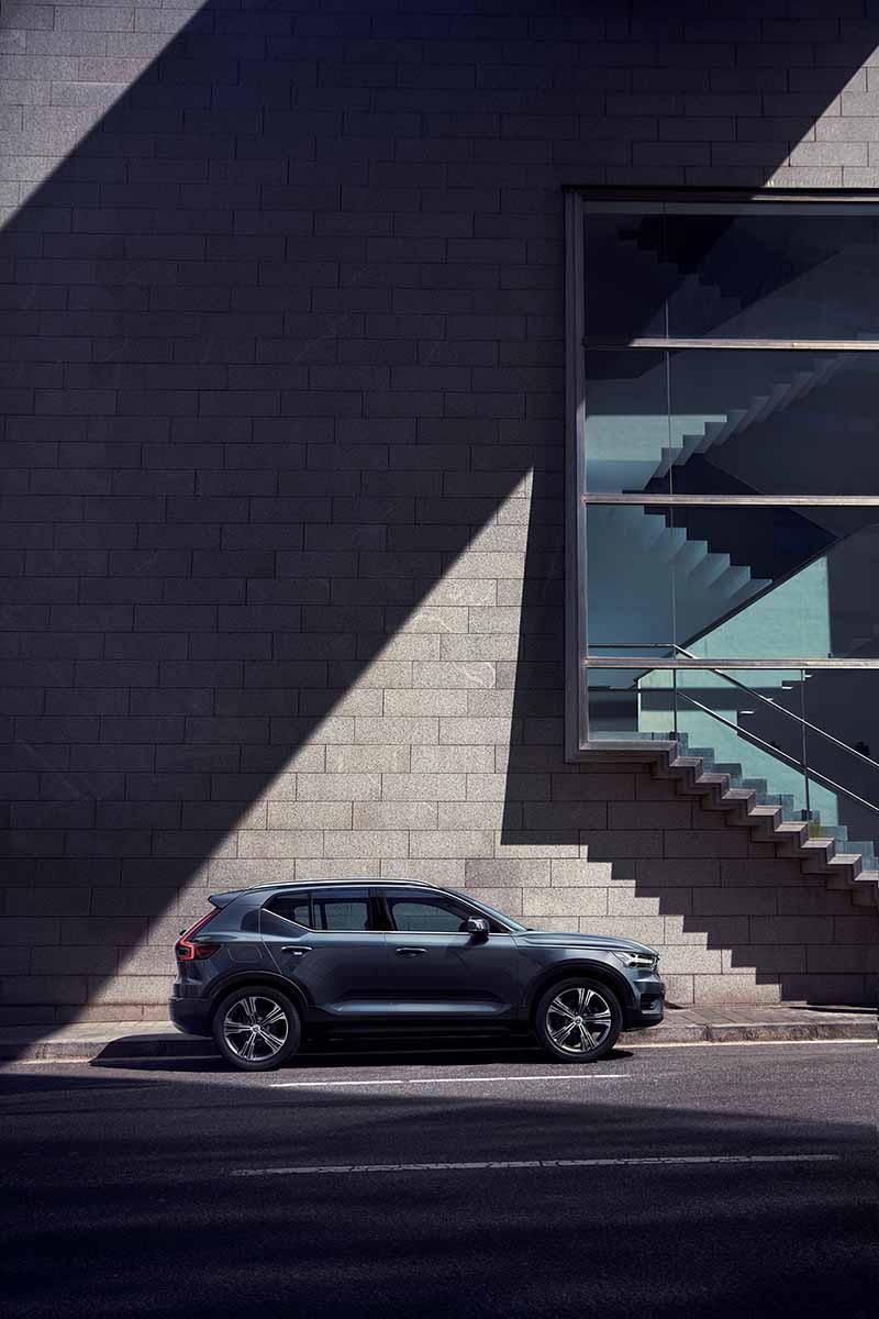 Foto Exteriores Volvo Xc40 Suv Todocamino 2020
