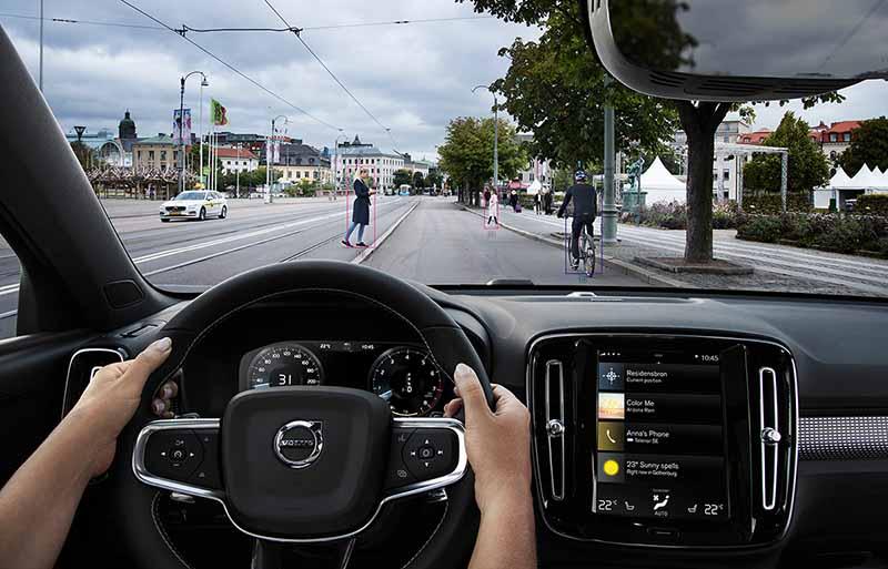 Foto Interiores Volvo Xc40 Suv Todocamino 2020