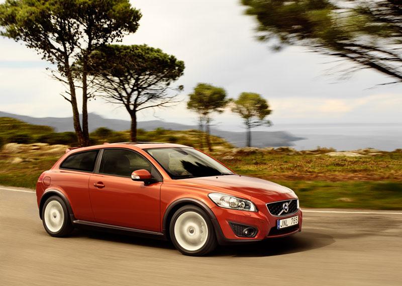 Foto Exteriores Volvo C30 Dos Volumenes 2009