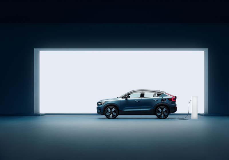 Foto Exteriores Volvo C40 Suv Todocamino 2021