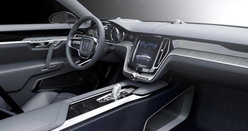 Volvo Concept Coupé 2013