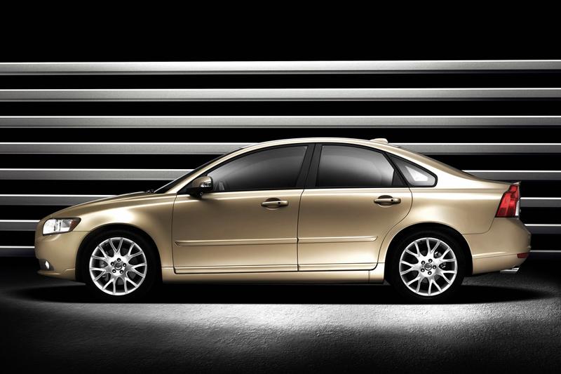 Foto Perfil Volvo S40 Sedan 2007