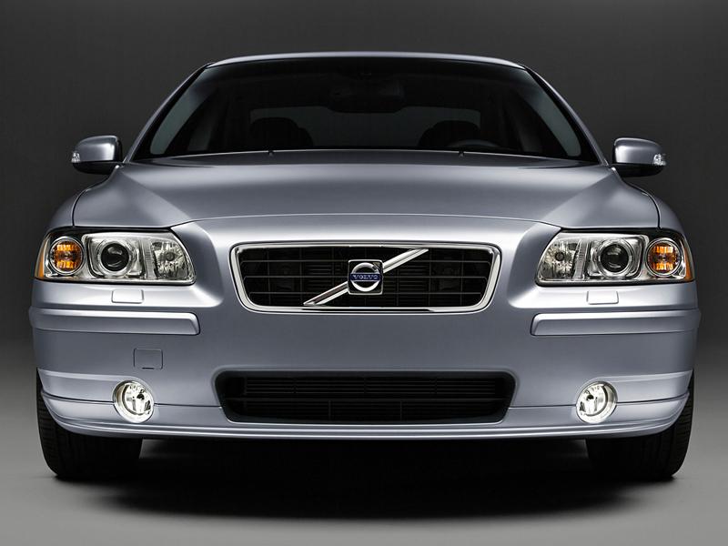 Foto Frontal Volvo S60 Sedan 2007