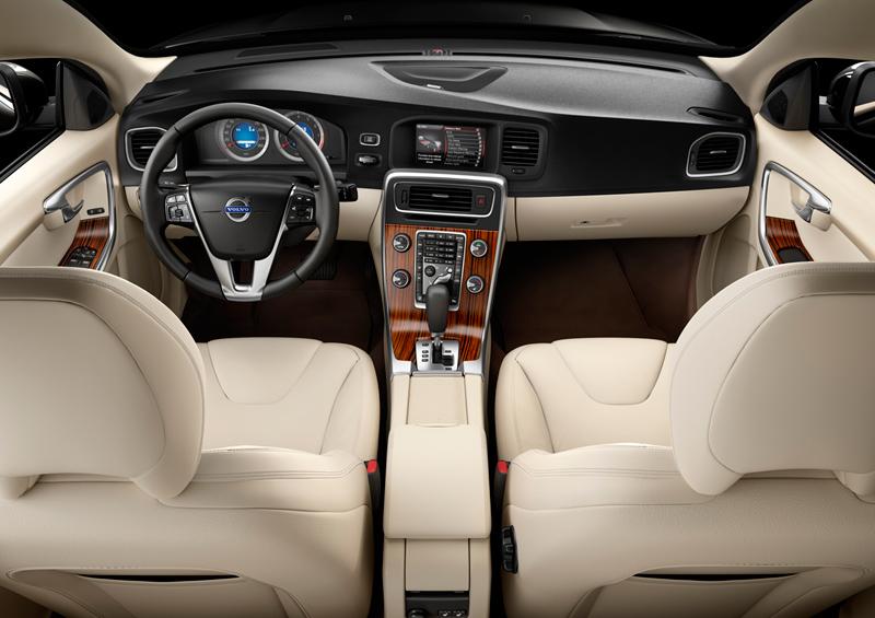 Foto Interiores Volvo S60 Sedan 2010