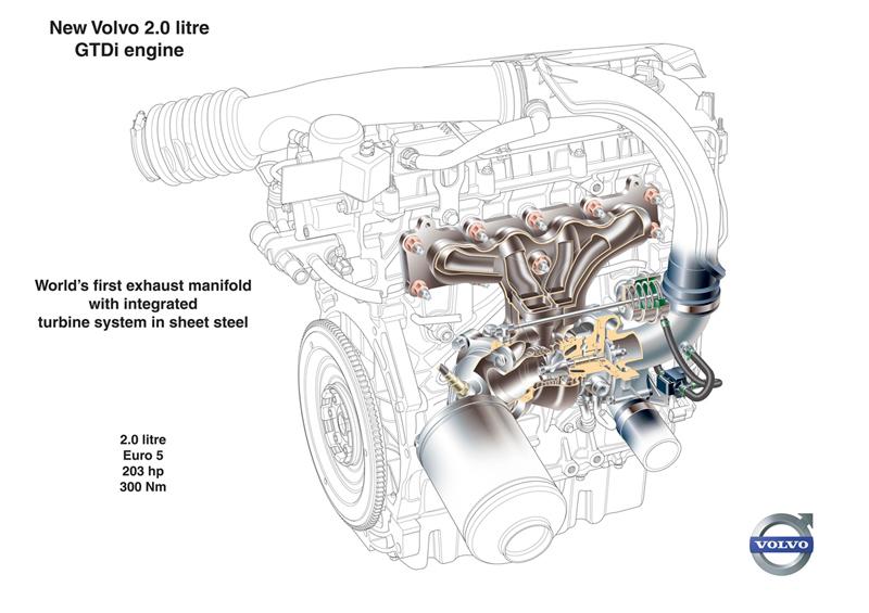 Foto Tecnicas Volvo S60 Sedan 2010