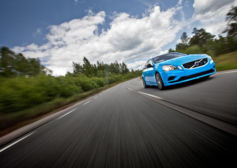Foto Exteriores Volvo S60 Polestar Sedan 2013