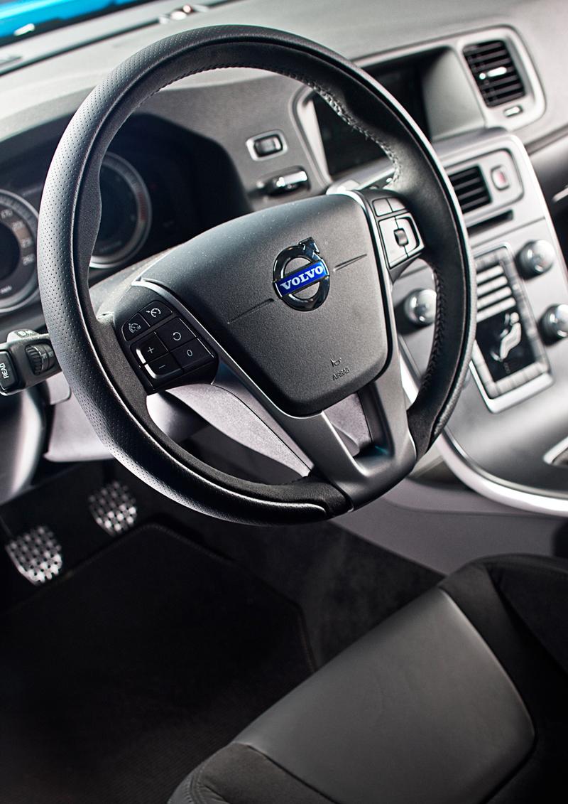 Foto Salpicadero Volvo S60 Polestar Sedan 2013
