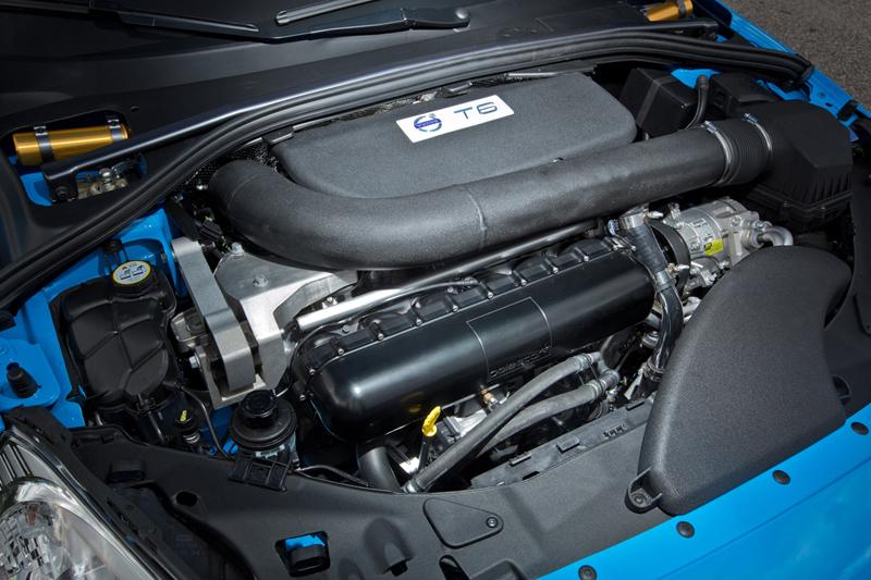 Foto Tecnicas Volvo S60 Polestar Sedan 2013