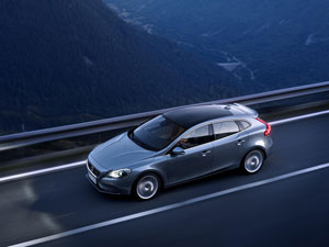 Foto Exteriores (6) Volvo V40 Dos Volumenes 2012