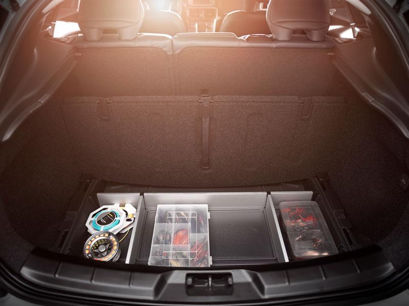 Foto Detalles Volvo V40 Dos Volumenes 2012