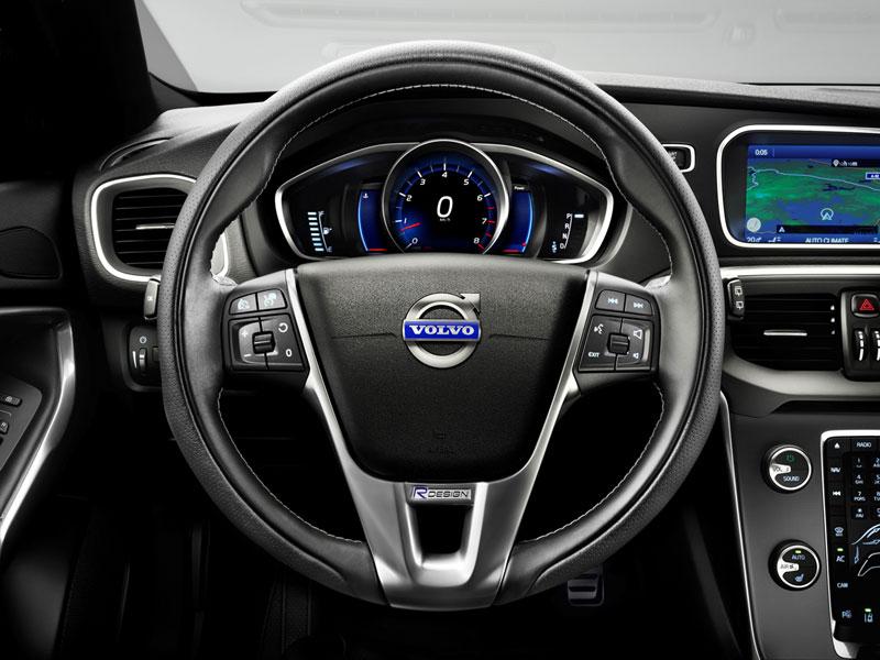 Foto Interiores Volvo V40 Dos Volumenes 2012