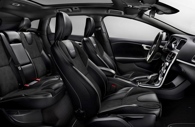 Interiores Volvo V40