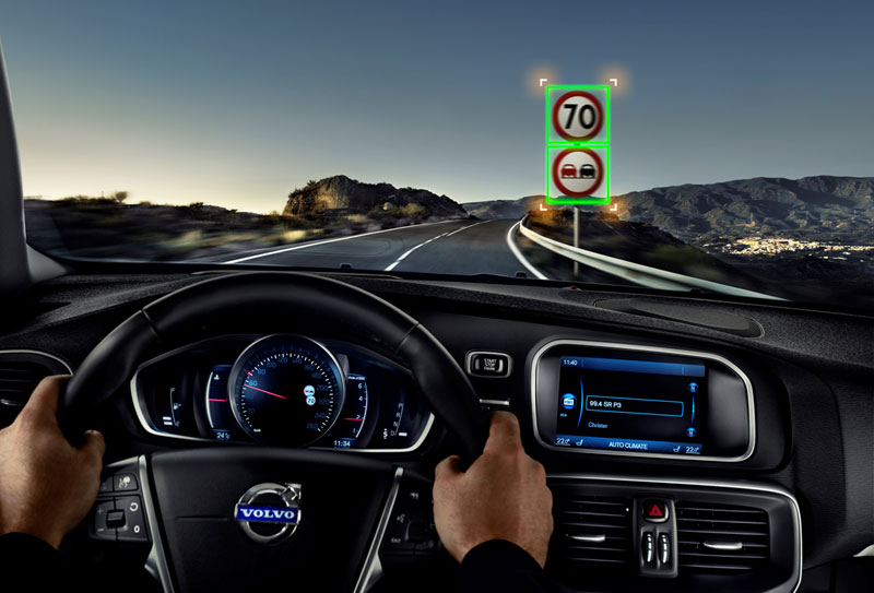Foto Tecnicas Volvo V40 Dos Volumenes 2012