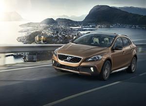 Foto Exteriores (4) Volvo V40 Suv Todocamino 2012