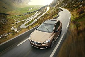 Foto Exteriores (7) Volvo V40 Suv Todocamino 2012