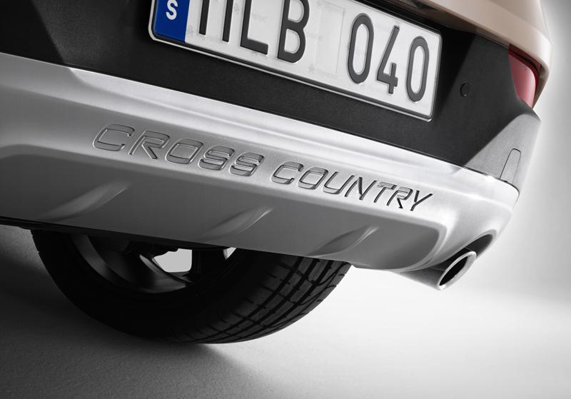 Foto Detalles Volvo V40 Suv Todocamino 2012