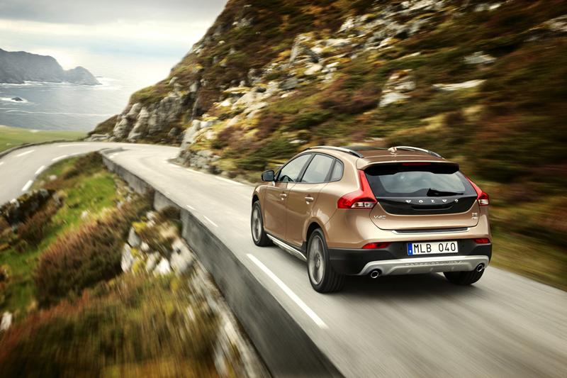 Foto Exteriores Volvo V40 Suv Todocamino 2012