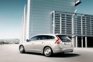 Foto Exteriores-(1) Volvo V60 Familiar 2010