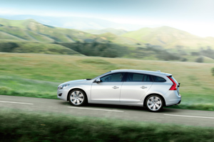 Foto Exteriores-(12) Volvo V60 Familiar 2010