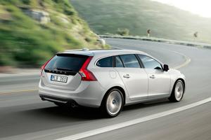 Foto Exteriores-(6) Volvo V60 Familiar 2010