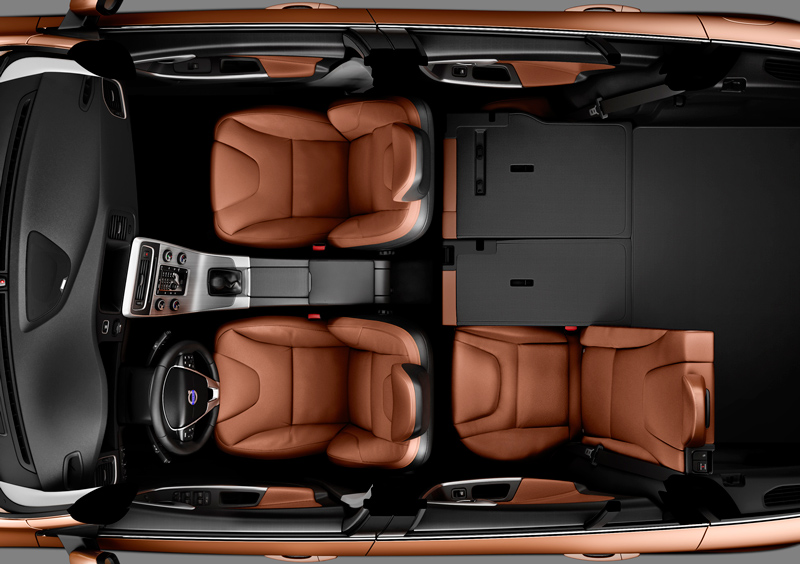 Foto Interiores Volvo V60 Familiar 2010