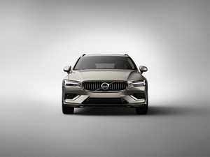 Foto Delantera Volvo V60 Familiar 2018