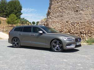 Foto Exteriores (14) Volvo V60 Familiar 2018