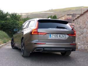 Foto Exteriores (18) Volvo V60 Familiar 2018