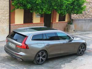 Foto Exteriores (19) Volvo V60 Familiar 2018