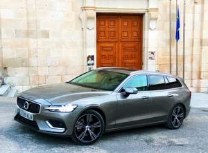 Foto Exteriores (20) Volvo V60 Familiar 2018