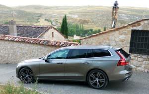 Foto Exteriores (21) Volvo V60 Familiar 2018