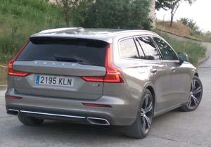 Foto Exteriores (22) Volvo V60 Familiar 2018