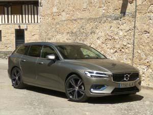 Foto Exteriores (26) Volvo V60 Familiar 2018
