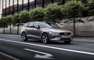 Foto Exteriores (6) Volvo V60 Familiar 2018