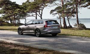 Foto Exteriores (8) Volvo V60 Familiar 2018