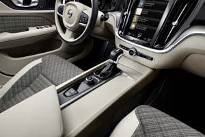 Foto Interiores (3) Volvo V60 Familiar 2018