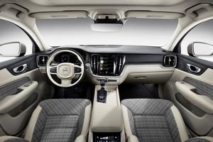 Foto Salpicadero Volvo V60 Familiar 2018