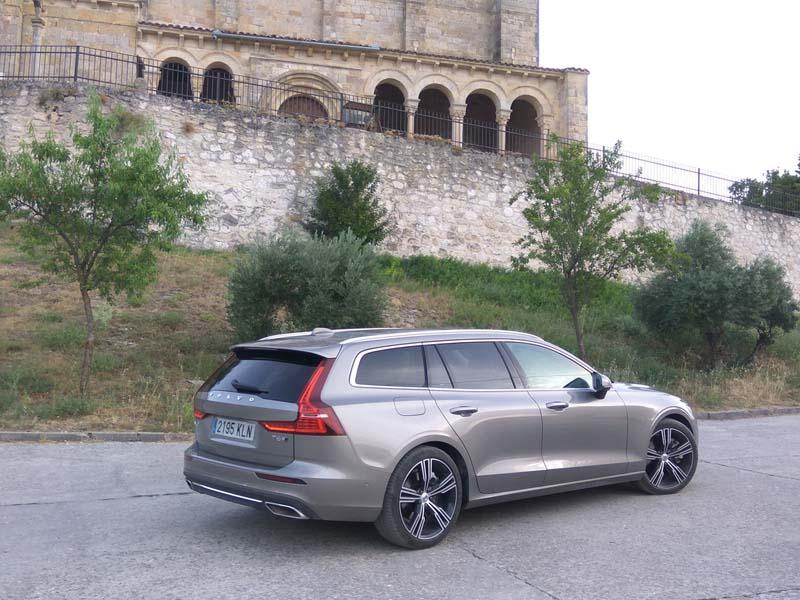 Foto Exteriores Volvo V60 Familiar 2018