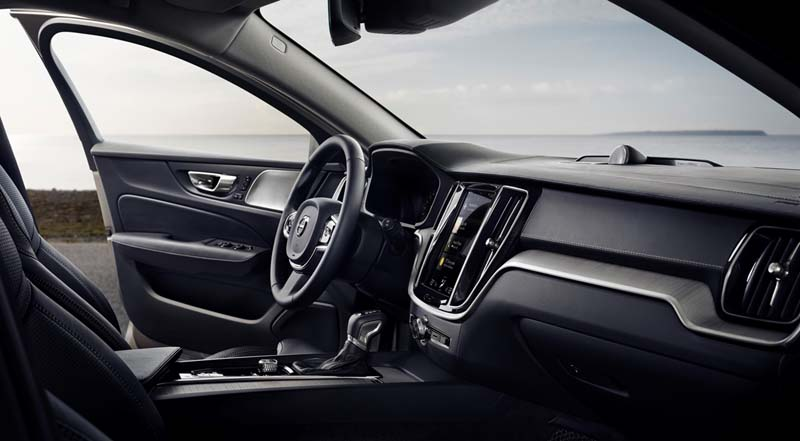 Foto Interiores Volvo V60 Familiar 2018