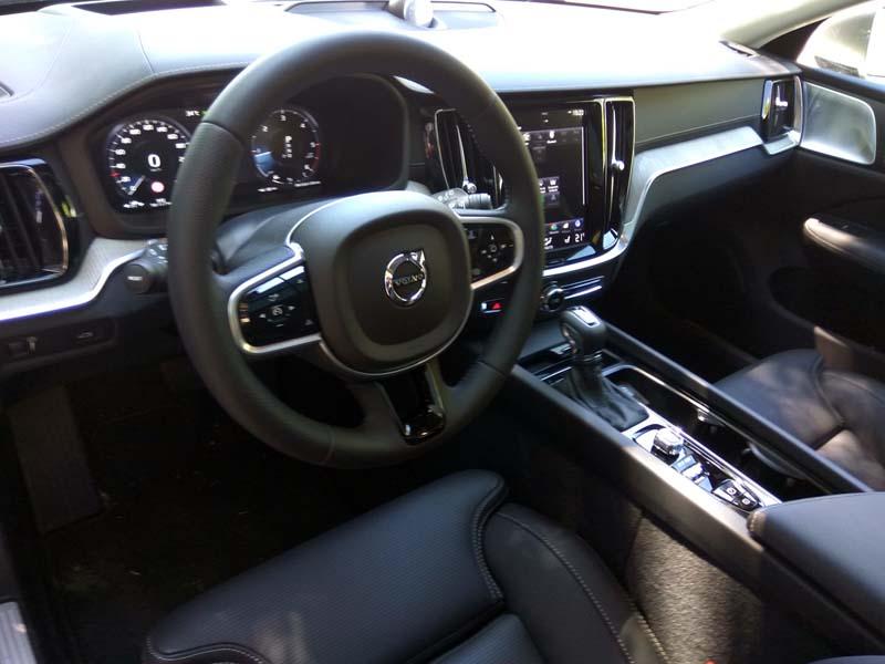 Foto Interiores (4) Volvo V60 Familiar 2018